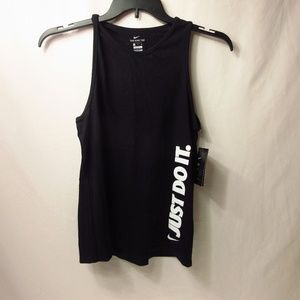 Women's Nike Just Do It Racer back Tank S $30